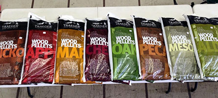 Scented Wood Pellets